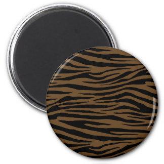 Otter Brown Tiger Magnet