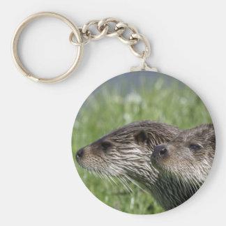 Otter Key Chain