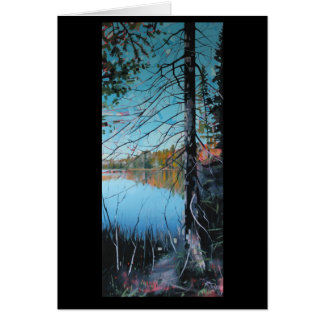 Otter Lake Series #3 Card