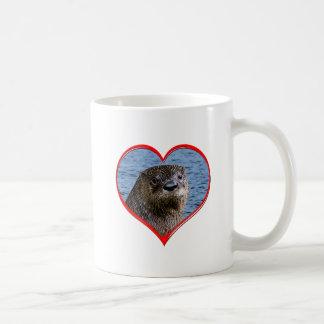 Otter Love on  a Mug