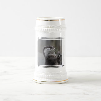 Otter Mastermind Beer Stein