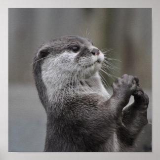 Otter Mastermind Poster