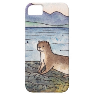 otter of the loch case for the iPhone 5