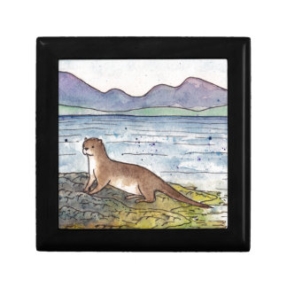 otter of the loch gift box