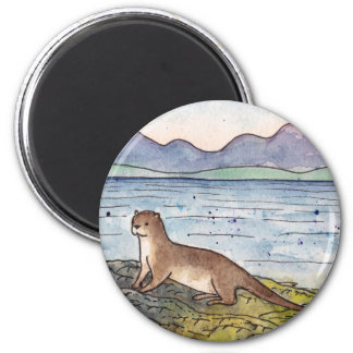 otter of the loch magnet