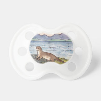 otter of the loch pacifier