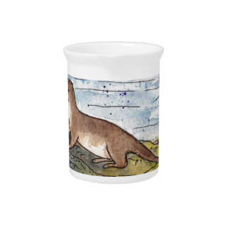 otter of the loch pitcher