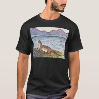 otter of the loch T-Shirt