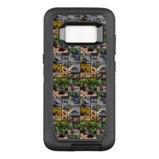 Otter Photo Collage, Samsung Galaxy S8 Case.