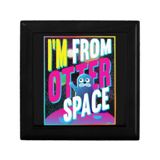 Otter Space - Cute Sea Novelty Gift Box
