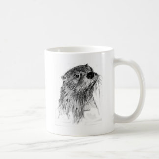 Otter Whiskers Coffee Mug