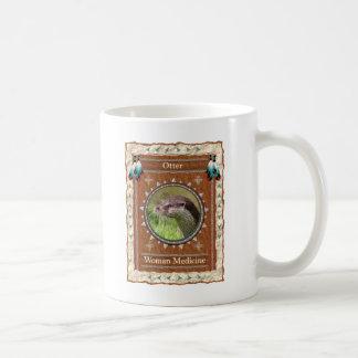 Otter  -Woman Medicine- Classic Coffee Mug