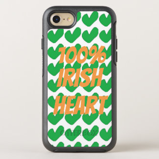 Otterbox Apple iphone 8/7 Irish Green Heart case