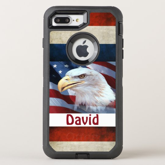 OtterBox Defender iPhone 6/6s Case/Eagle OtterBox Defender iPhone 7 Plus Case