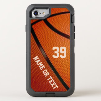 Otterbox Personalized Basketball iPhone Cases