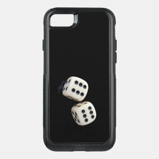 Otterbox phone case black dice