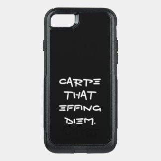 Otterbox phone case carpe diem