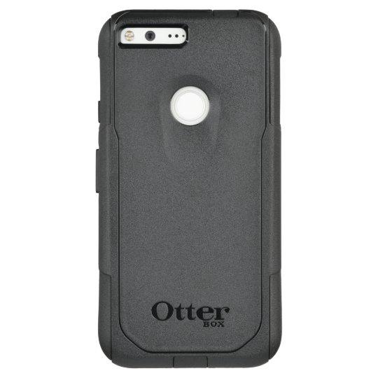 Custom OtterBox Google Pixel XL Commuter Series Case, Black