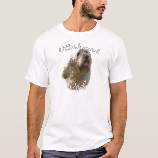 Otterhound Dad 2 T-Shirt