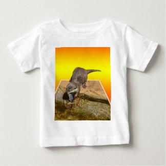 Otterly Orange, Baby T-Shirt