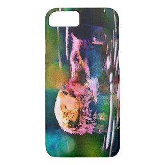 otterly sleepy Sea Otter iPhone 7 case