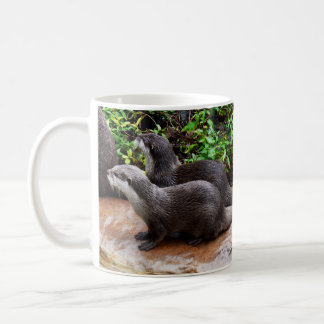 Otterly To Cute, Otter, White Coffee Mug