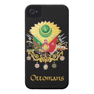 Ottoman Coat of Arms iPhone 4 Case-Mate Cases