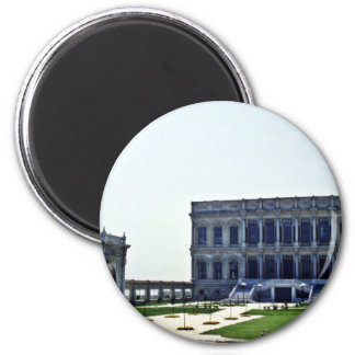 Ottoman Palace Of Ciragan, From The Seaside - Ista Magnet