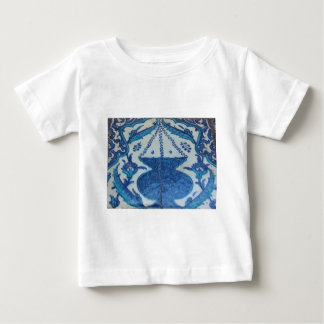 Ottoman Tile old Turkish lamp design Baby T-Shirt