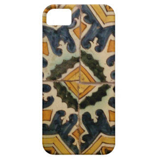 Ottoman Turkish vintage ceramic tile yellow star iPhone 5 Covers