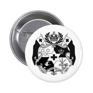Otua Mo Tonga Productionz 2 Inch Round Button