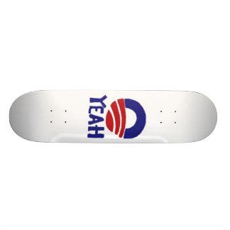 Ouais Obama Plateaux De Skateboards Customisés