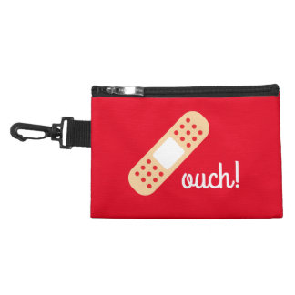 Ouch Pouch - First Aid Bag - Small - Red