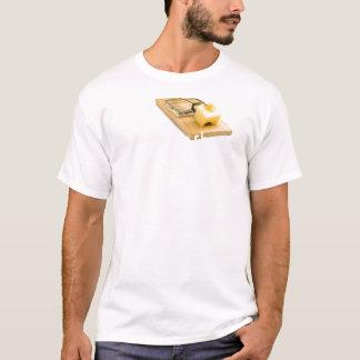 """""""Oui, je suis de fromage !"""" Pièce en t moderne T-shirt"""