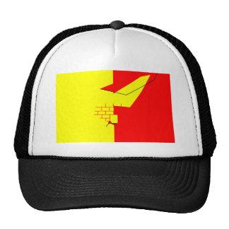 oujda-angad-Flag Trucker Hat