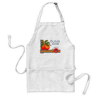 Ôuna Jook/Apple Juice, T-shirt Aprons