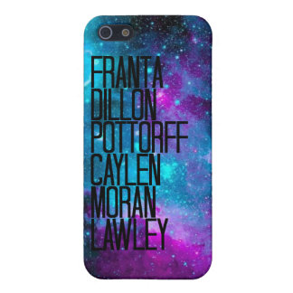 Our2ndLife Last Names iPhone 5/5s Case