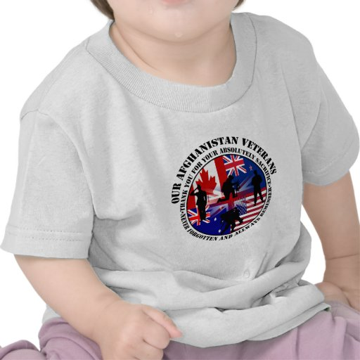 Our Afghanistan of veteran 5 nation Shirt