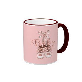 Our Baby Girl Shoes Coffee Mug