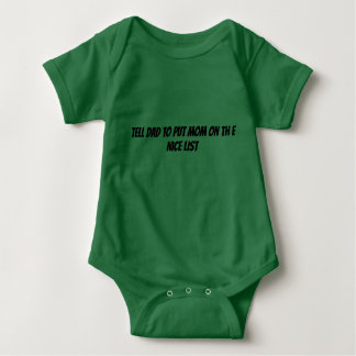 our beautiful baby jersey ONSIES  bodysuit. Baby Bodysuit