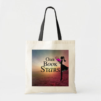 Our BookStars farrowed Tote Bag