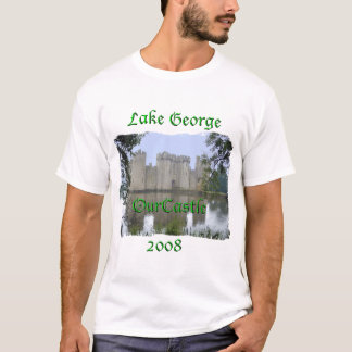 Our Castle's 2008 Lake George T-Shirt