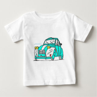 OUR CONVERTIBLE DAVID AND THOMAS.png Baby T-Shirt