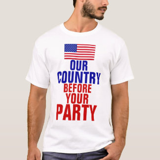 OUR COUNTRY T-Shirt