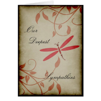 Our Deepest Sympathies Card