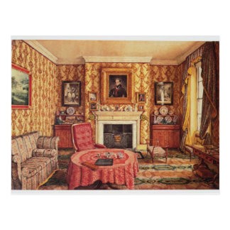 Our Drawing Room at York Postcard