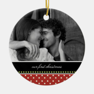 Our First Christmas Keepsake Ornaments