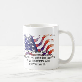 Our Flag Veterans Day Mug
