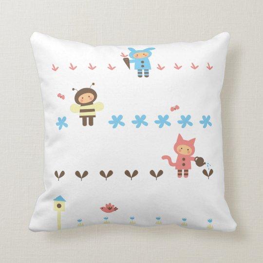 Our garden pillow