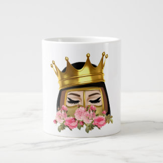 Our heritage large coffee mug